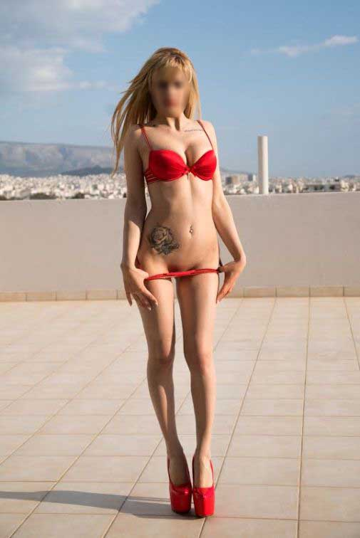 greek escort ANGIE