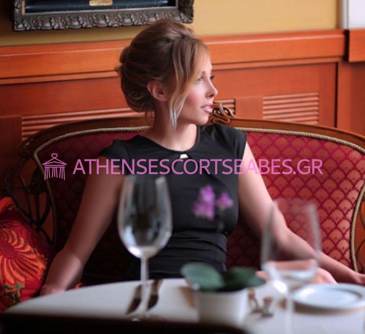 ATHENS ESCORT GIRL NATASHA