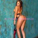 ATHENS ESCORT CALL GIRL MODEL YANA