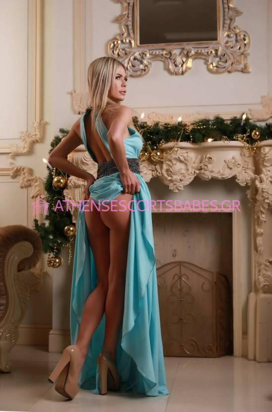 VIP ATHENS ESCORT TOURS MONIKA