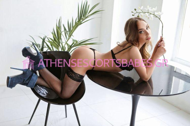 RUSSIAN ASIAN ESCORT CALL GIRL ATHENS OLGA