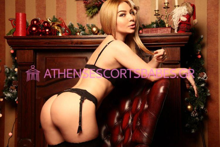 RUSSIAN CALL GIRL ROSIDA ATHINA ESCORT LANA