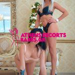 ATHENS COUPLE KATY EMMA BEST ESCORTS