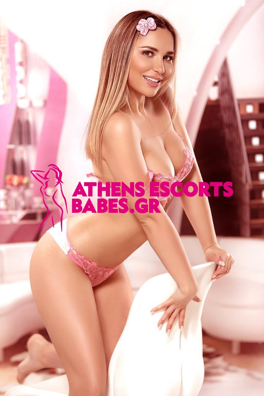 TOP ATHENS ESCORTS MODELS YANA